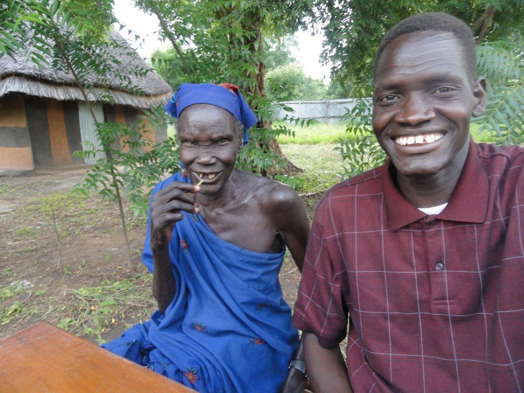 Inital Trip to South Sudan